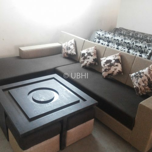 Sofa & Table Set