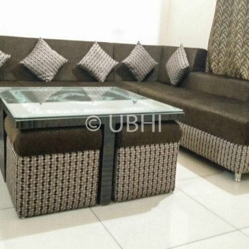 Sofa Set & Table